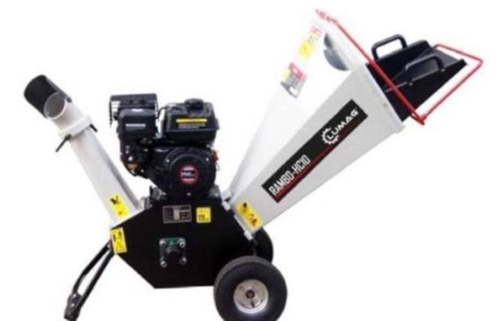 Benzin-Häcksler LUMAG RAMBO-HC10