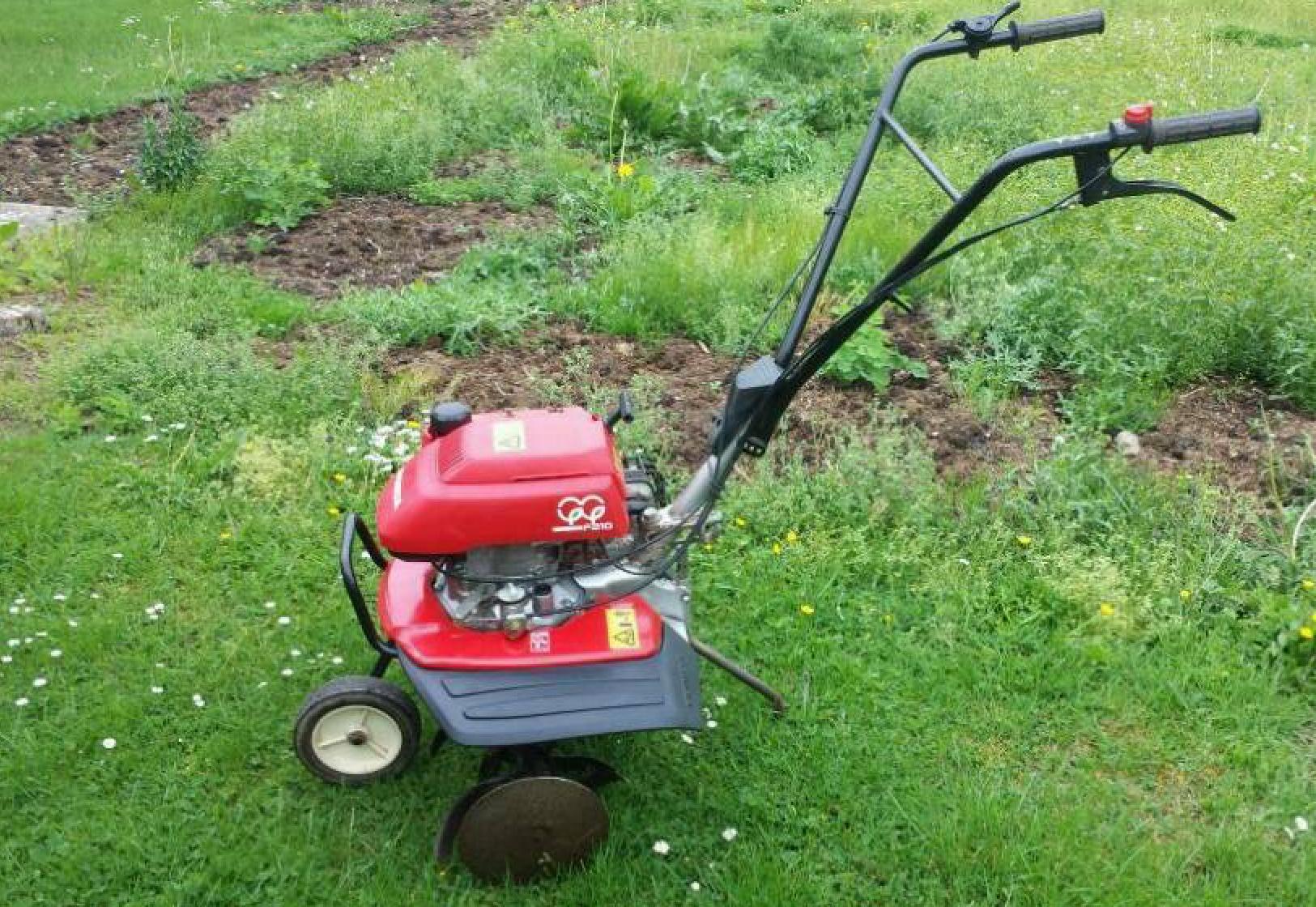 Gartenfräse - Motorhacke